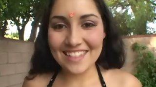 Boy fucked her girlfriend