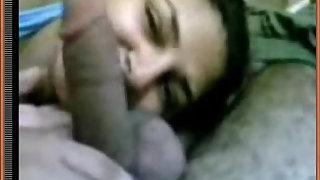 Desi wife enjoying very big cock