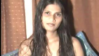 Hot girl naked on cam