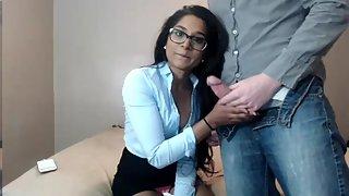 Indian Couple Webcam Show 1