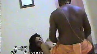 Bangali couple having a sex in their bedroom