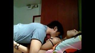 mumbai college babe passionate fucking with her boyfriend