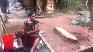 Bhabhi Outdoor Shower